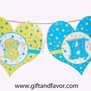 Personalized-flag-banner